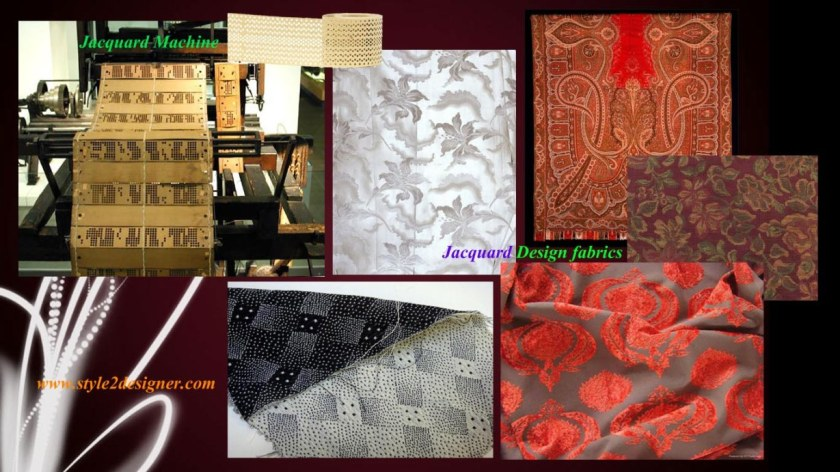 Jacquard design patterns
