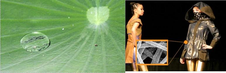 Nano Textiles