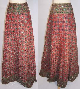 Vintage-Lehenga-and-Long-Skirt