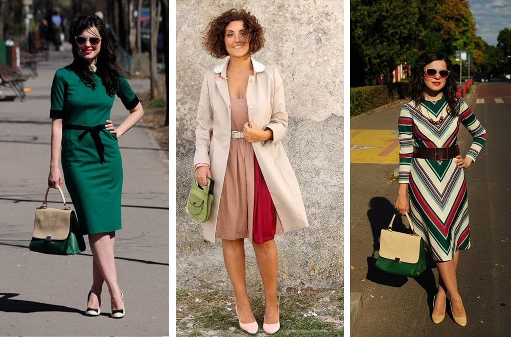 91d44490511 У женщин старше 50 лет большой популярностью пользуются платья-тренчи или  платья-халаты. Они весьма специфичны и за счет этого выигрывают.