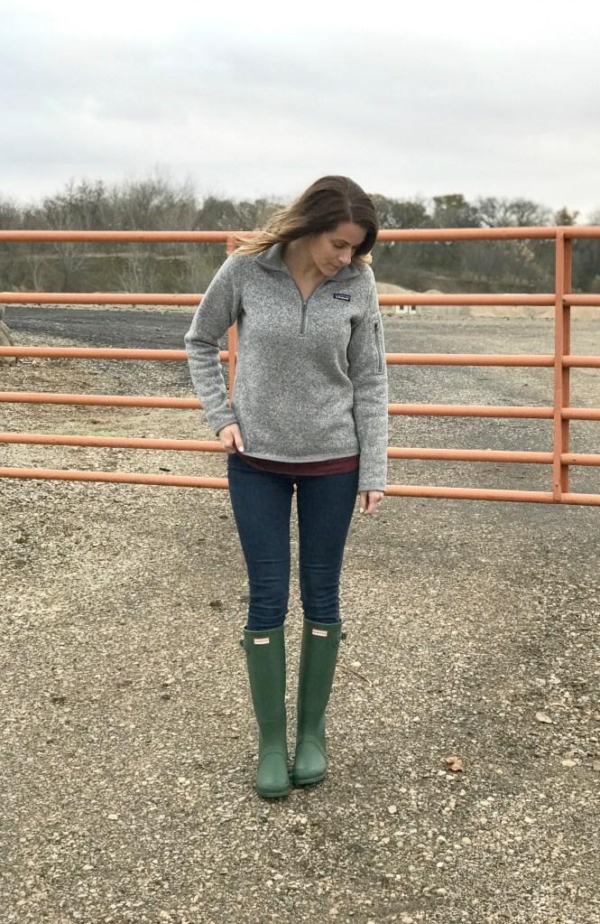 Fall Fridays: Rain boots