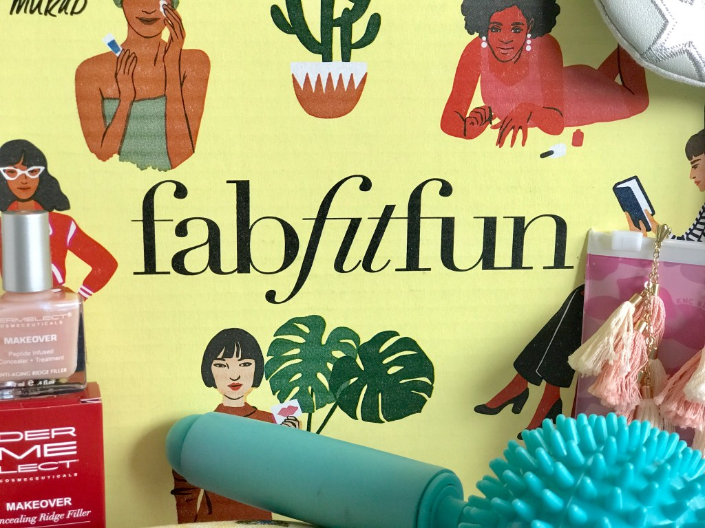 What I Got In My Spring FabFitFun Box + Add Ons