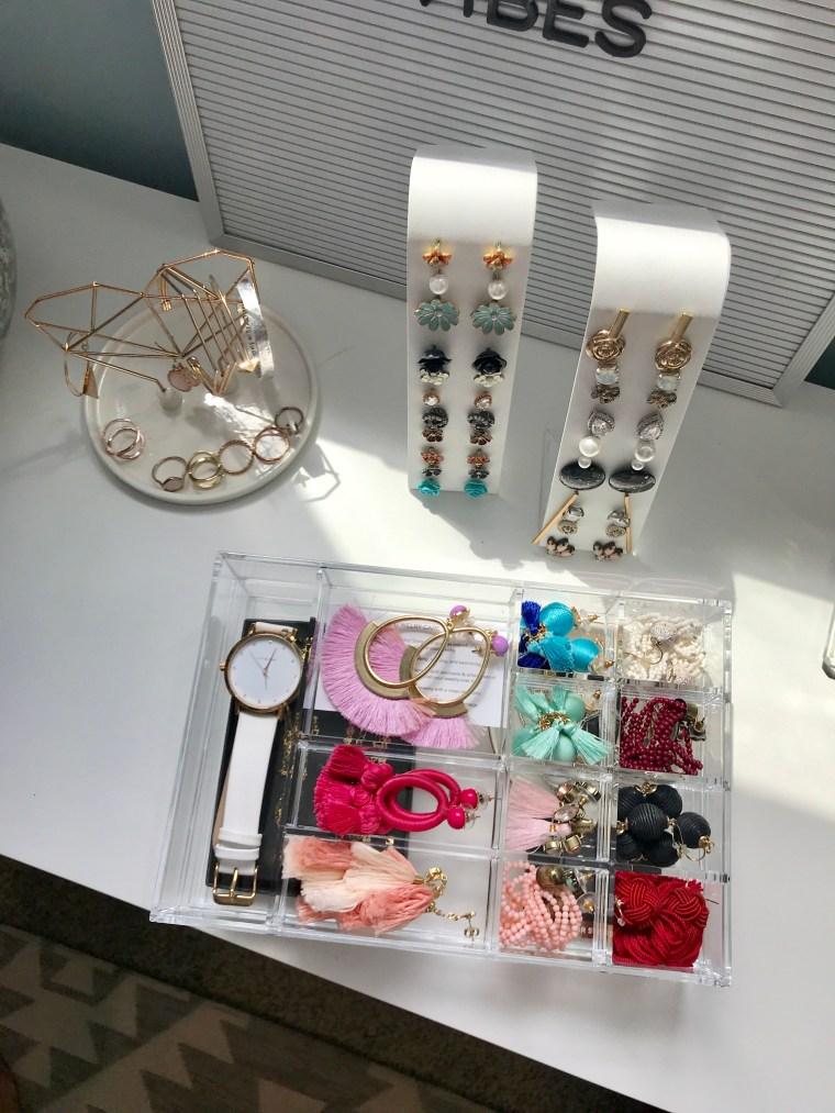 Earring Tray