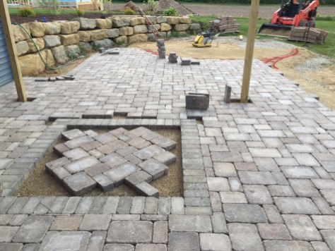 Square Insert Pattern