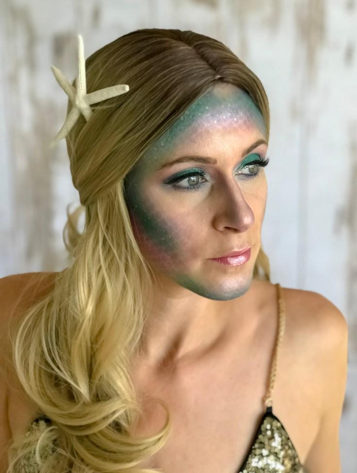 Mermaid Makeup 2