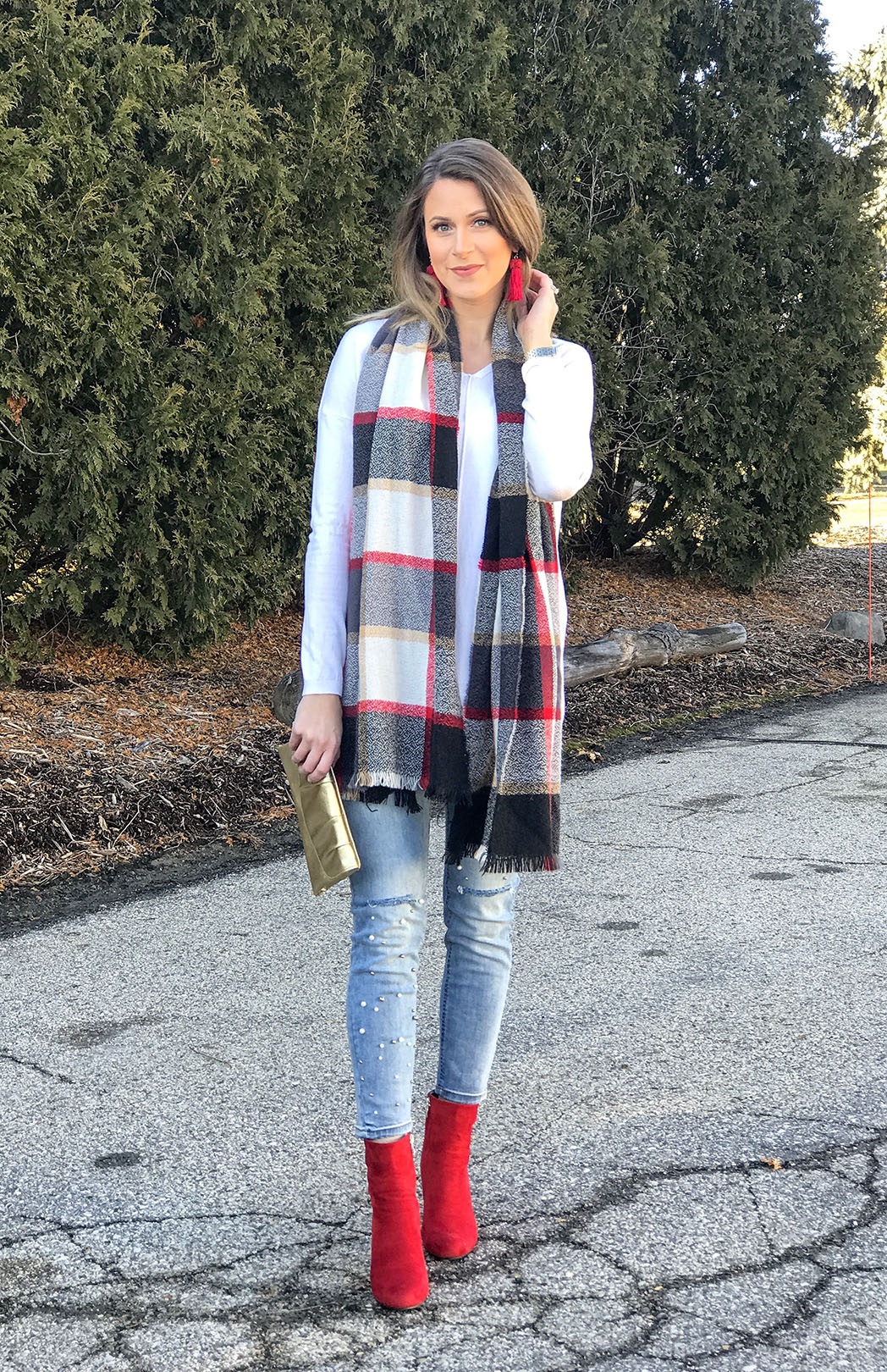 Casual Holiday Styling