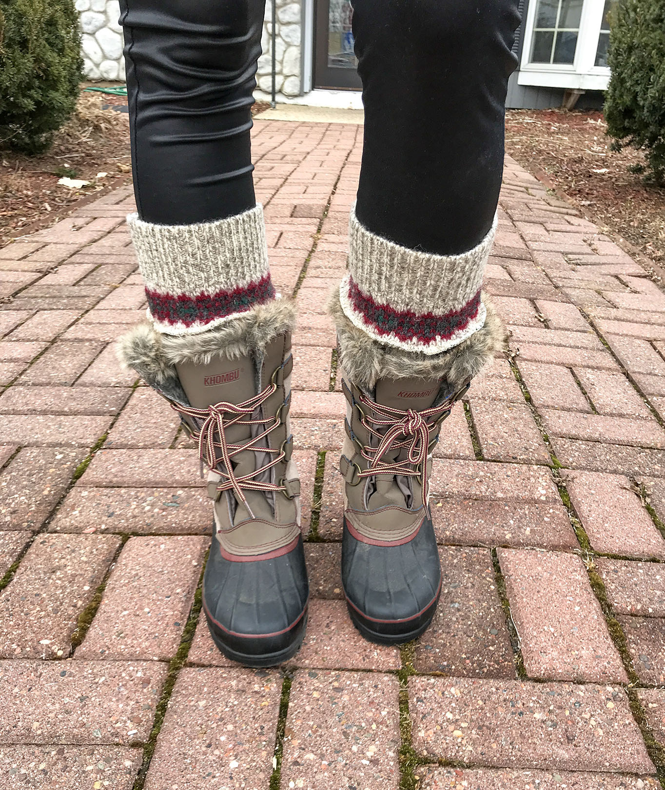 Winter Boots.