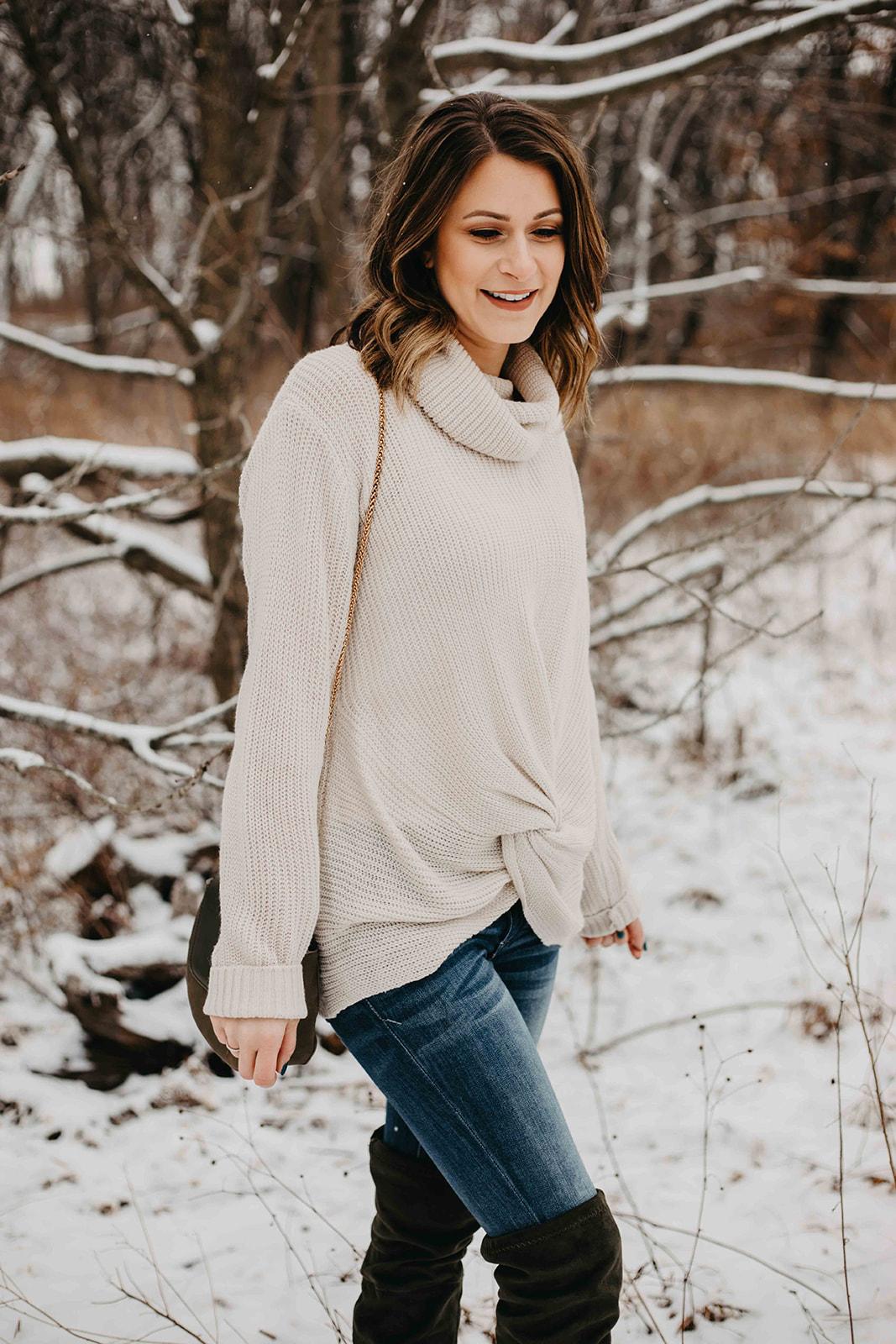 Winter Wearables // Turtleneck Sweaters