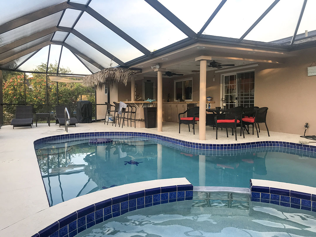 Airbnb Pool