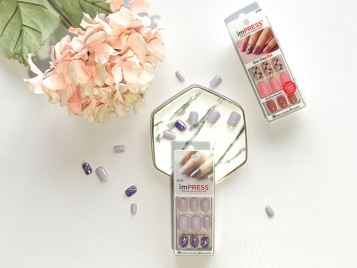 Top 5 Nail Colors You Need This Spring With Kiss