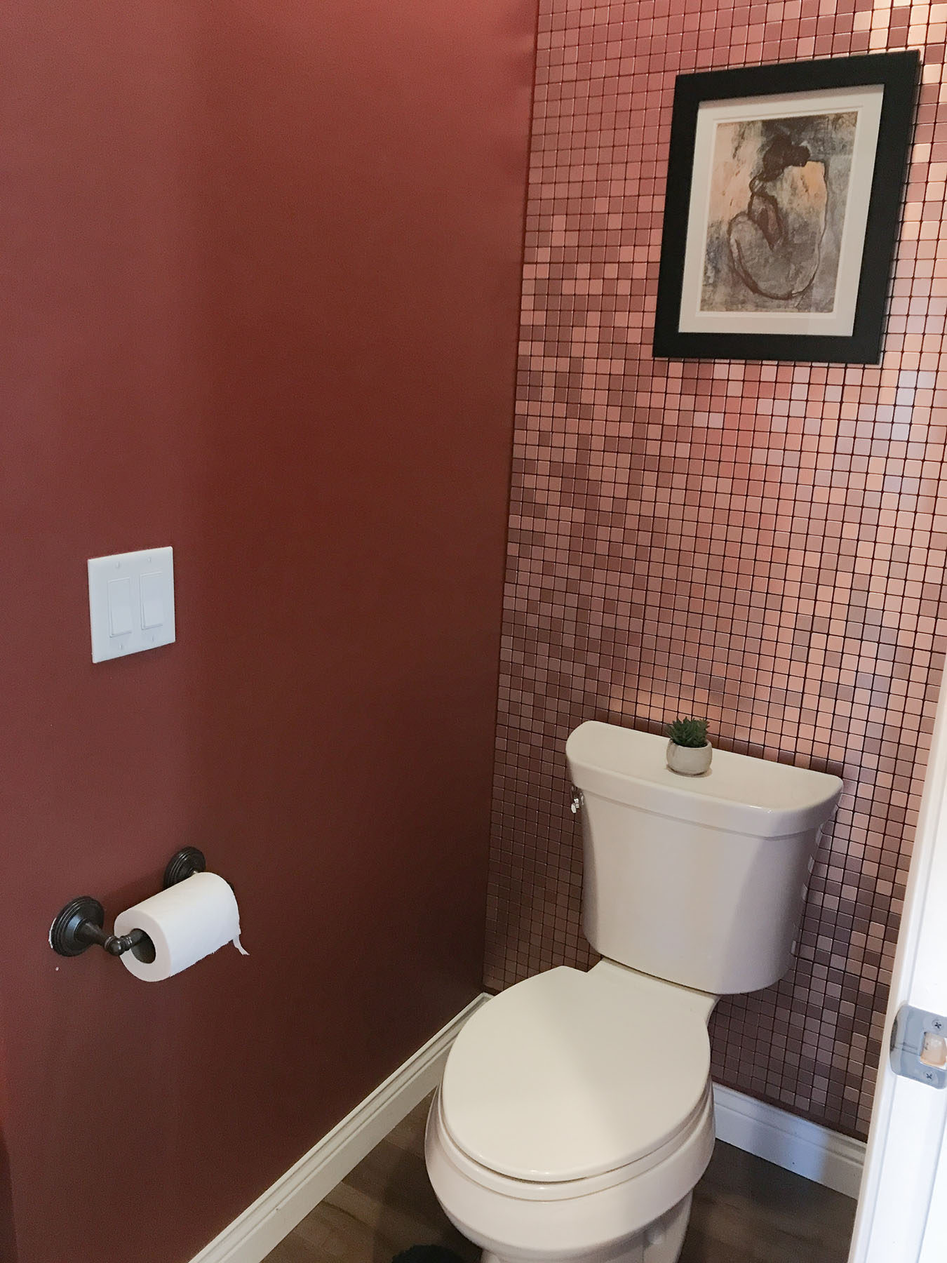 Bathroom Update