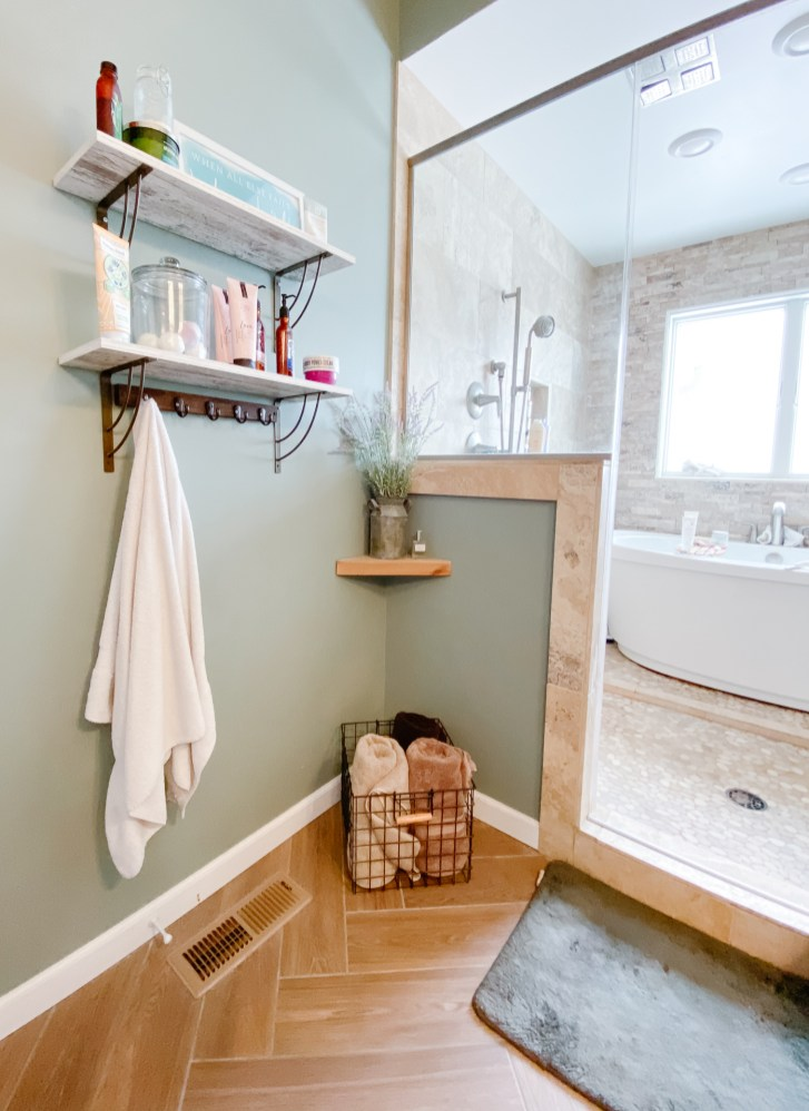 tips to organize your bathroom