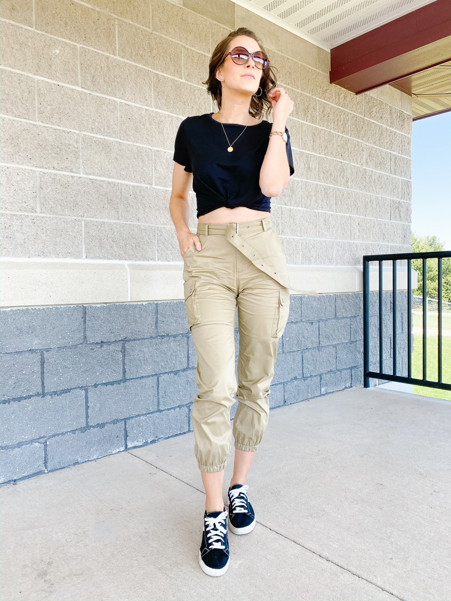 casual - cargo pants