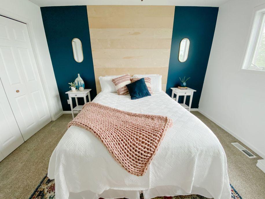 Afrer Spare room bedding