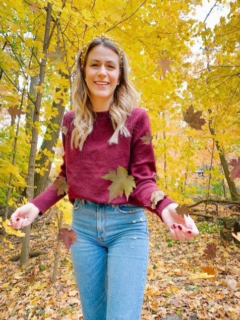 leaf movement