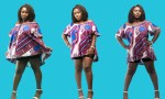 Look Of The Week: Exotic Dashiki Inspired