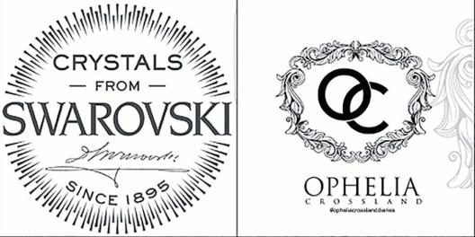 Ophelia - Swarovski