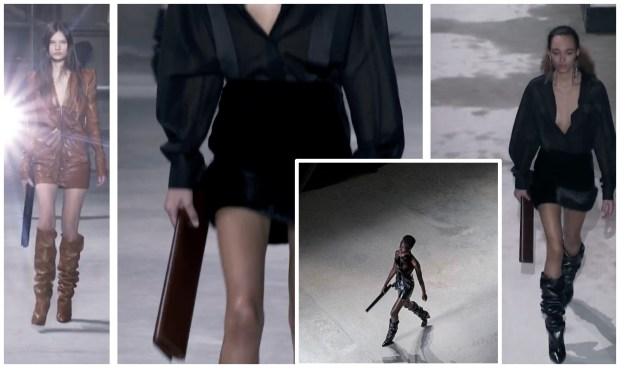 YSL Winter Collection 2017