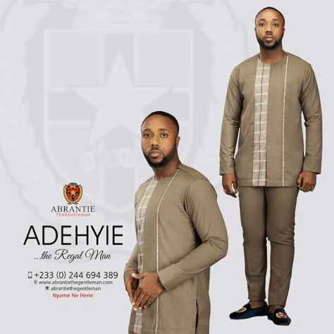 Abrantie The Gentleman's Fresh 2017 Fashion Label | Page 8