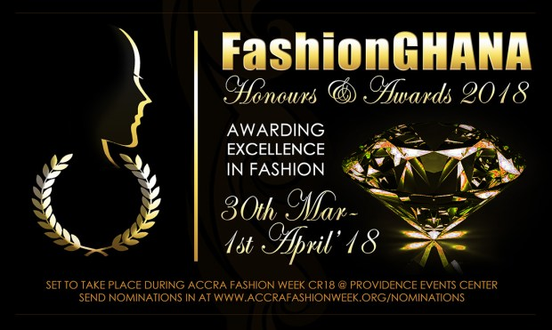 FashionGhana Honours & Awards
