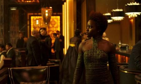 Marvel Studios' BLACK PANTHER..Nakia (Lupita Nyong'o)