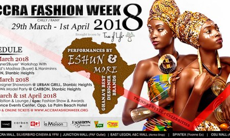 FashionGHANA Honours & Awards 2018