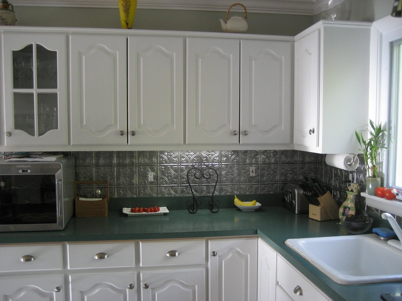 kitchen sink with backsplash corner sinks before and after- | style &