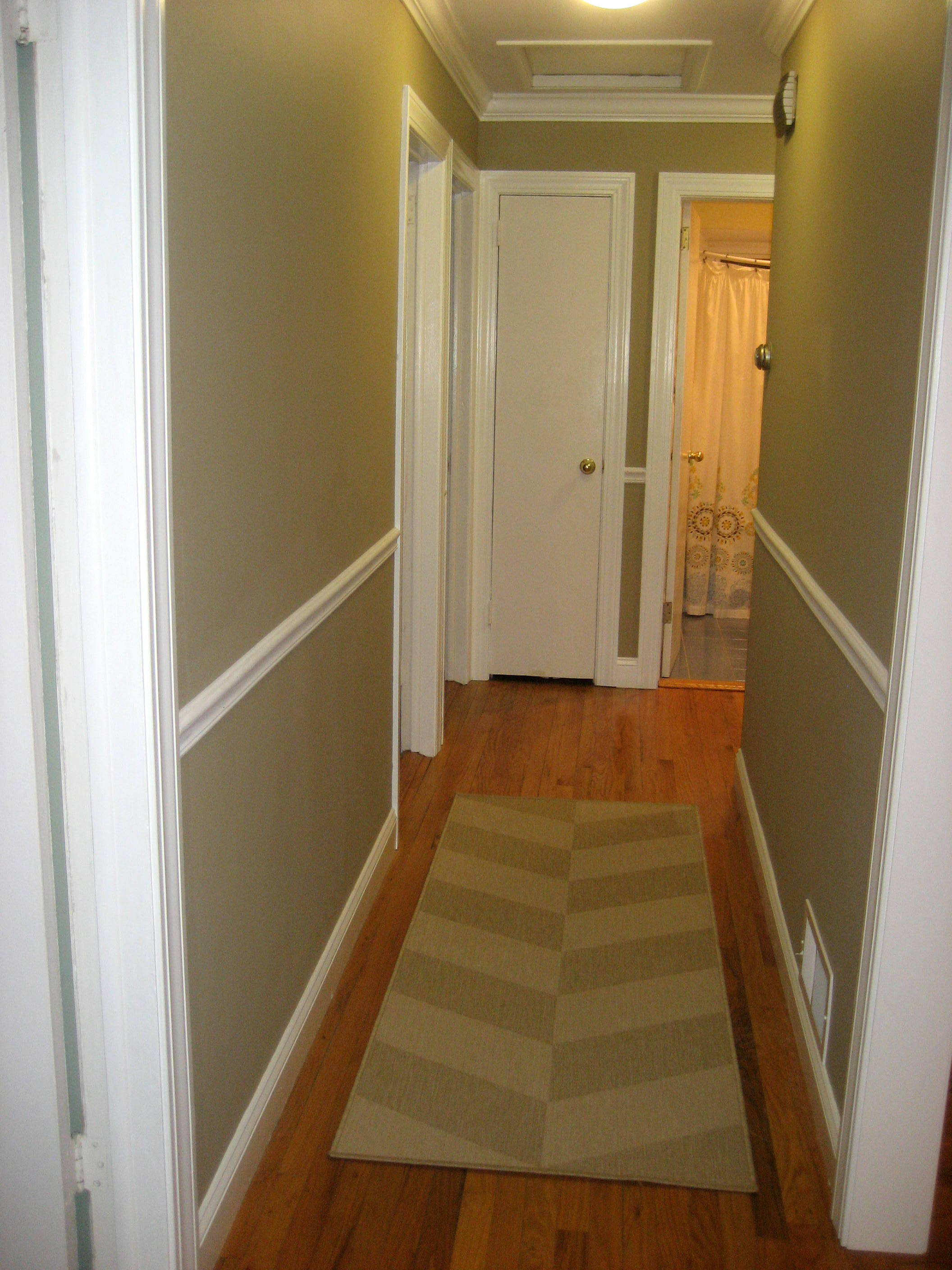 what s a chair rail cover alibaba before and after sneak peek hallway style quotcents quotability