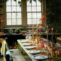 Pinterest Picks - Thanksgiving Table Settings