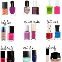 The Makeup Lady - Mani Pedi Combos