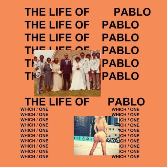 Kanye West's The Life of Pablo