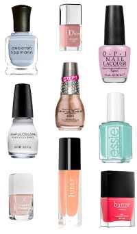 Beauty Basics - Summer Nail Colors