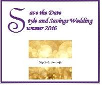 Style and Savings Wedding logo