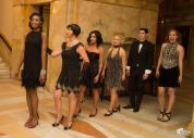 """Models in waiting at the 4th Annual Style Week Pittsburgh Opening Event """"FREESTYLE"""""""