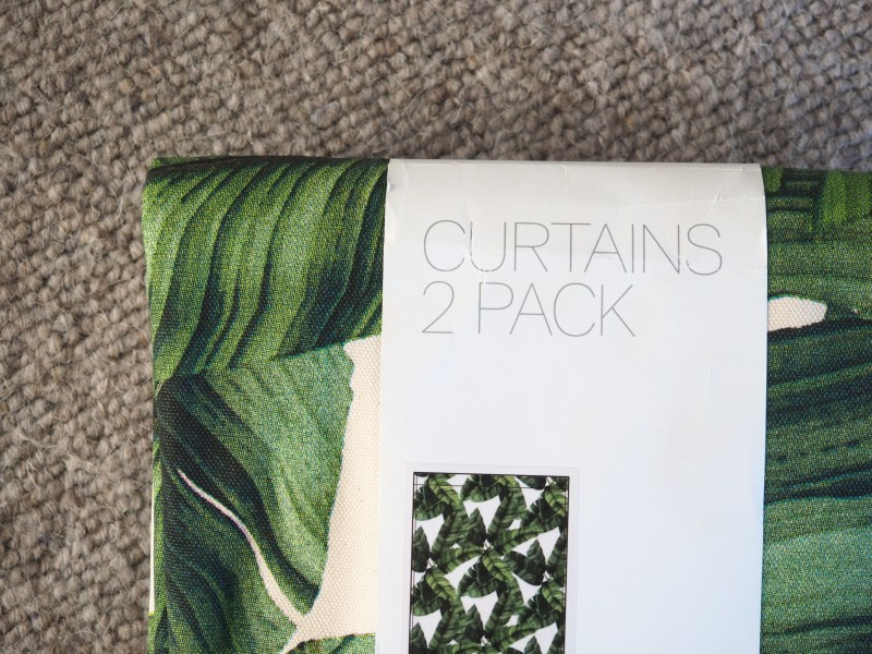 Curtains, H&M Home