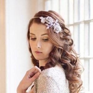 hairstyles brides #accessories