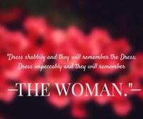 8. Coco Chanel-quote-Dress shabbily