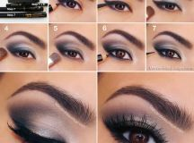 Smokey Eye Makeup Tutorial Step By Step - Style Arena