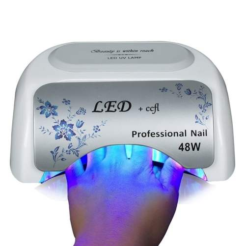 Roleadro 48w LED&CCFL Nail Dryer
