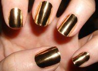 12 Golden Nail Arts I Want To Try - Stylebees.com