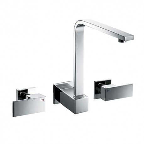 3 piece kitchen faucet moen touchless splize 3件式厨房龙头 style bathroom