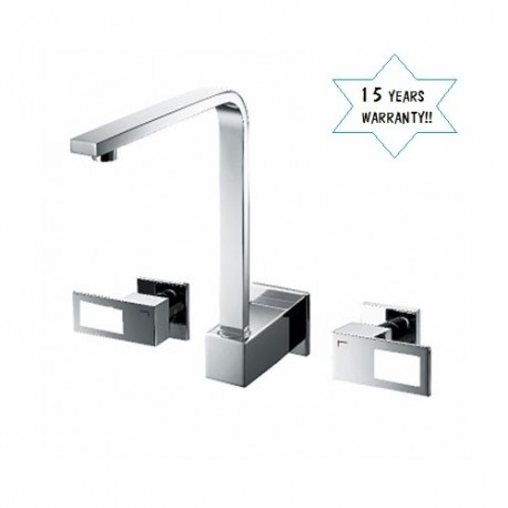 3 piece kitchen faucet counter decorating ideas zaya 3件式厨房龙头 style bathroom