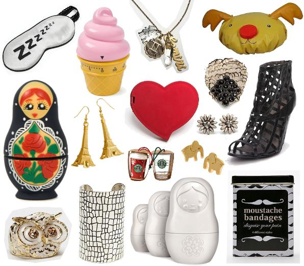 Gift Ideas Real Log Style: Holidays 2009: Cute Gift Ideas
