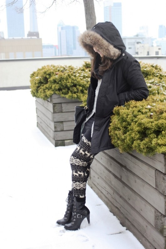 What I Wore: Baby, It's Cold Outside | Style Blog | Canadian ...