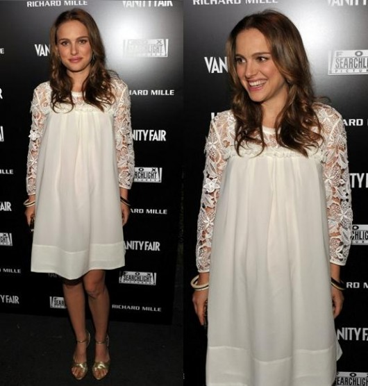 Natalie Portman H&M Conscious Collection