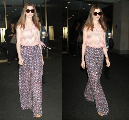 Anne Hathaway Instagram: Style Fille: Anne Hathaway