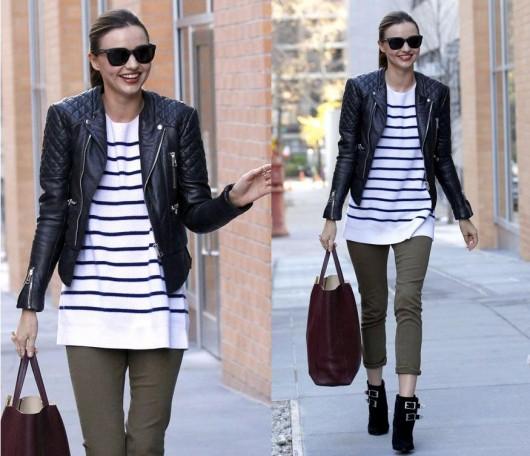 Style Fille Miranda Kerr Style Blog Canadian Fashion