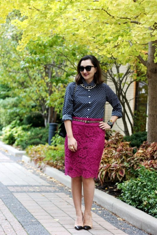lace-and-dots