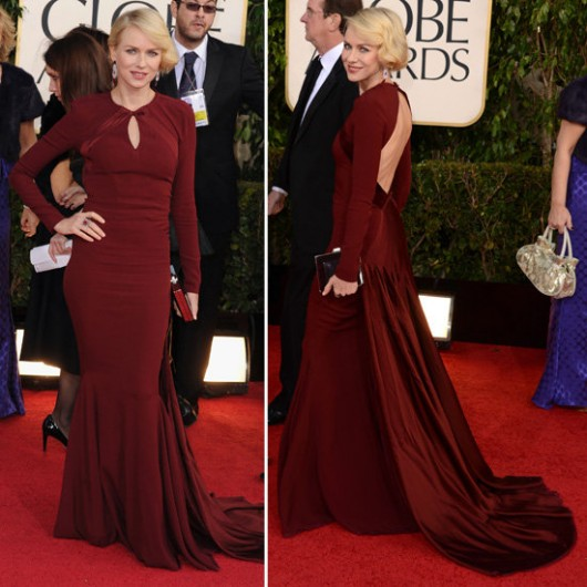best-dressed-golden-globes-2013-naomi-watts-zac-posen