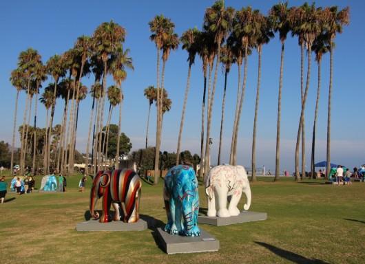 doheny-beach-elephant-parade-7